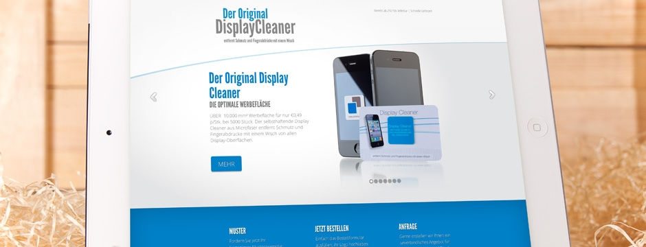 Display Cleaner