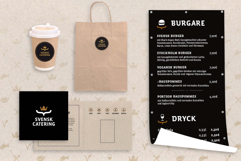 svensk catering