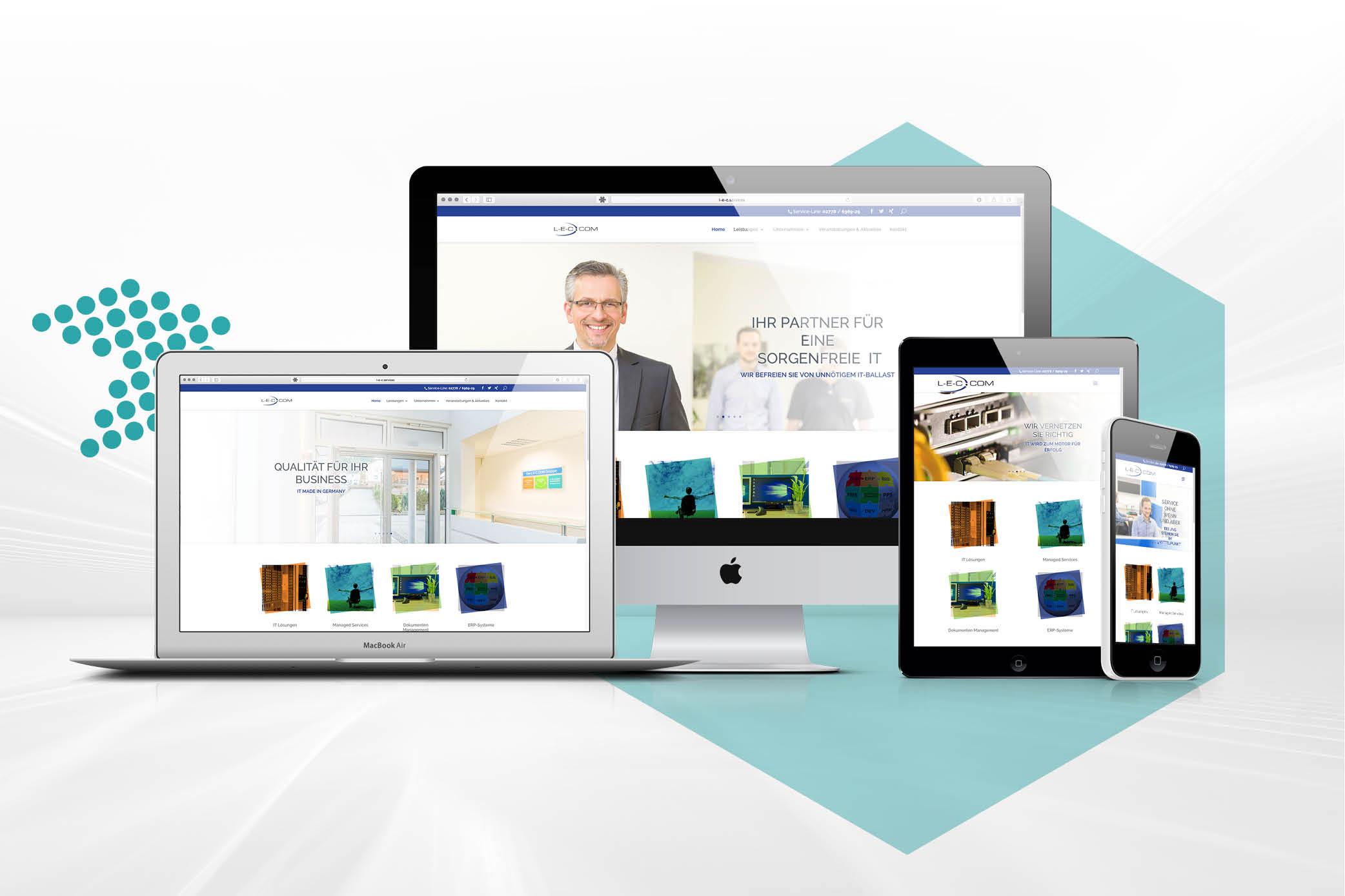 L-E-C.COM Website